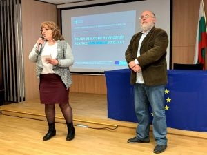 Конференция по проект Live Skills за общите насоки в развитието на европейските политики в по професионално образование и обучение (ПОО) в областта на културата